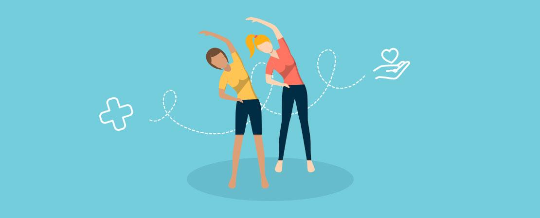 Como implementar a ginástica laboral na sua empresa? | ACSP - Associação  Comercial de São Paulo